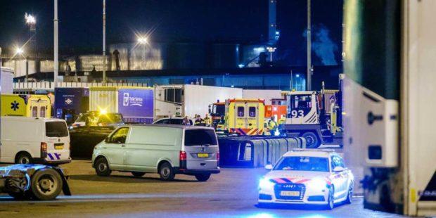 25 нелегални имигранти бяха заловени от холандската полиция