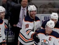 Едмънтън надделя над Анахайм с 6:2 в НХЛ