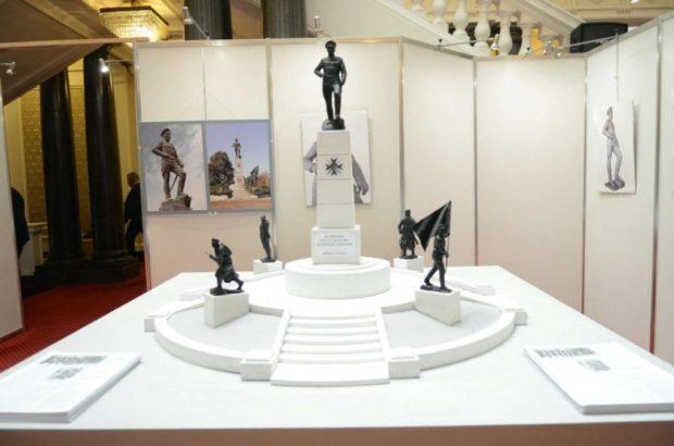 В Плевен откриха паметник, посветен на Дойранската епопея
