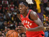 Шампионът Торонто прекъсна серията на Лейкърс в НБА