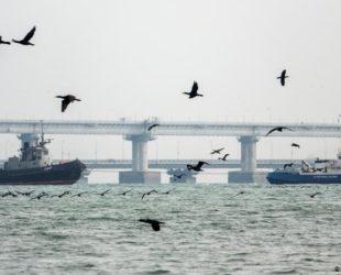 Русия предаде на Украйна корабите, държани в Керченския проток