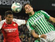 Севиля спечели градското дерби срещу Бетис с 2:1