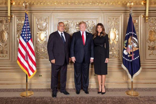 Борисов и Тръмп ще се срещнат в Белия дом на 25 ноември