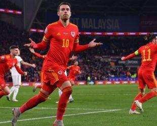 Уелс се класира на Евро 2020 след успех над Унгария