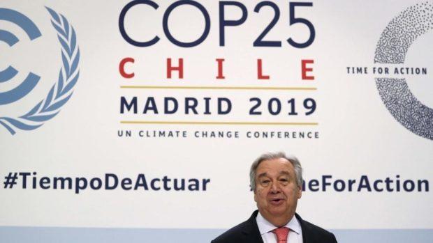 Световни лидери предупредиха за гибелни последици от промените в климата