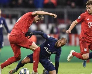 Байерн не остави шанс на Моуриньо и Тотнъм след 3:1 в Мюнхен