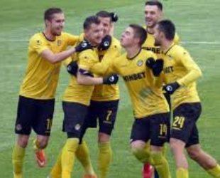 Ботев (Пловдив) на точка от топ 6 след 3:1 над Берое
