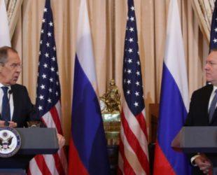 Американският държавен секретар Майк Помпео е предупредил Сергей Лавров страната му да не се меси в президентските избори в САЩ