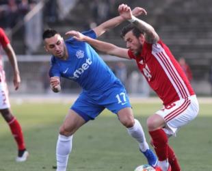Арда и ЦСКА – София завършиха 0:0 в мач с два точни удара