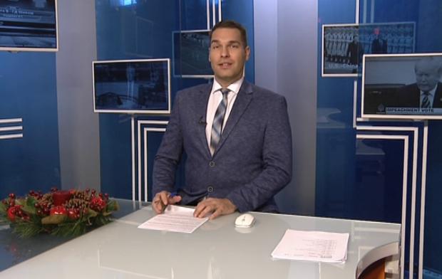 Късна емисия новини – 21.00ч. 13.12.2019