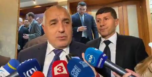 Бойко Борисов: Дейността на НСО може да се подобри, но след дебат и без да се прави политика от това
