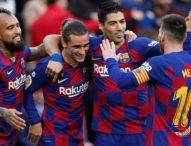 Барселона се завърна на върха в Ла Лига след 1:0 срещу Атлетик Билбао