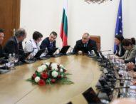 Борисов: България може да се похвали с положително търговско салдо с Германия
