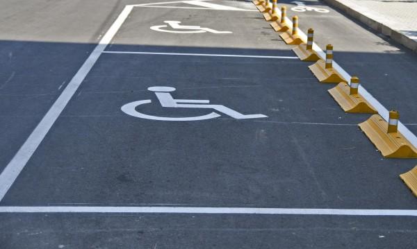 Започна акция срещу паркиране на места за хора с увреждания