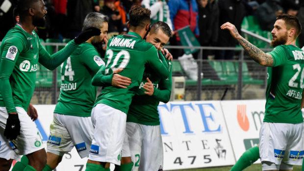 Сент Етиен е последният полуфиналист за Купата на Франция