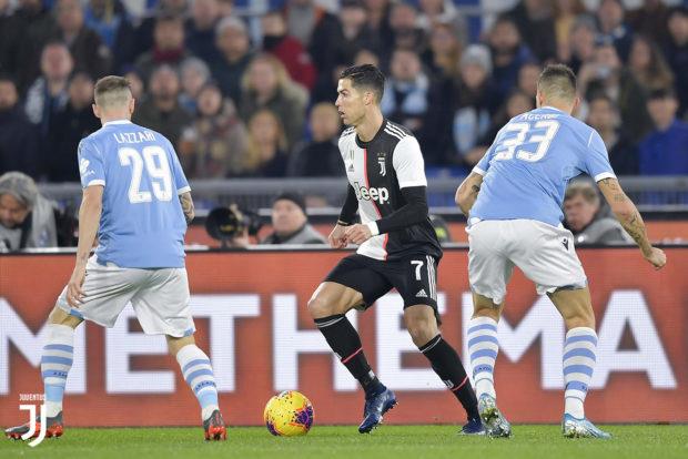 Лацио нанесе първа загуба на Ювентус през сезона в Серия А