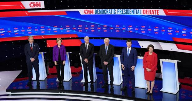 Демократите спориха може ли жена да стане президент на САЩ