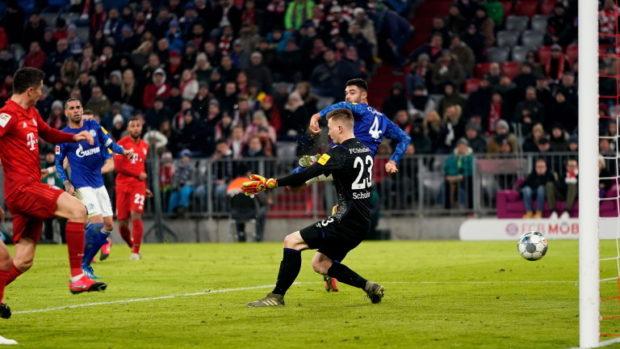 Байерн разгроми Шалке с 5:0 в Мюнхен