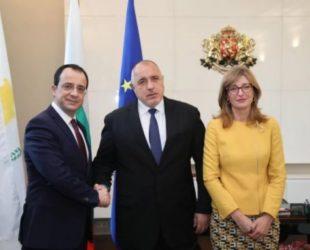 Борисов: Разглеждаме енергийно партньорство по оста Израел-Кипър-Гърция