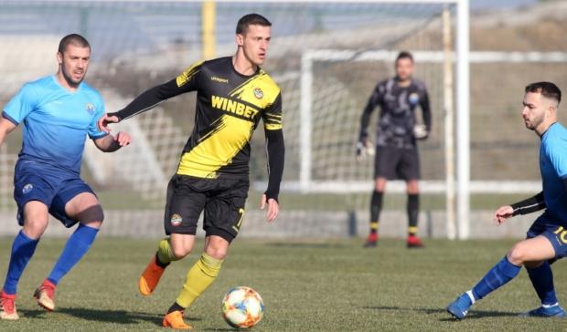 Ботев спечели първата си контрола с 6:0 над Марица