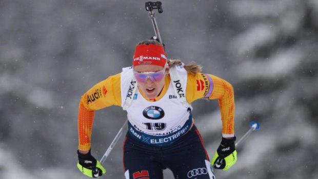 Херман спечели 15-те км в Поклюка