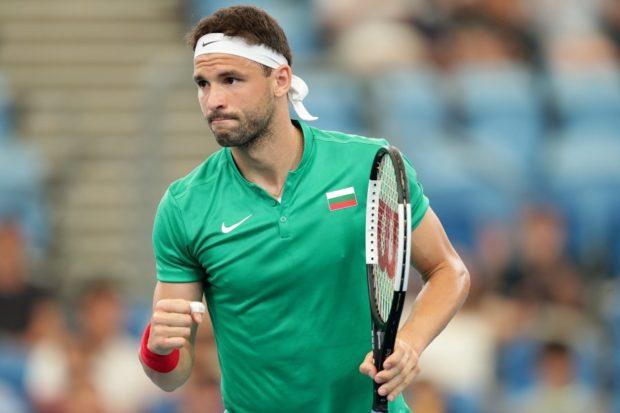 Григор Димитров остава 22-ри в световната ранглиста