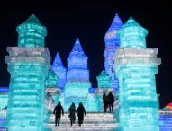 Открива се 36-ят международен фестивал на ледените фигури в Харбин, Китай