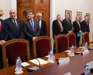 Управляващите не дойдоха на консултации при президента за промени в изборните правила