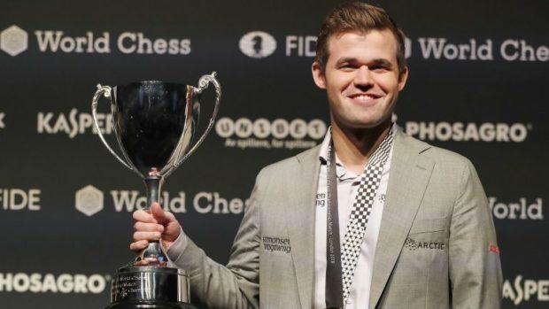 Магнус Карлсен подобри световен рекорд в шахмата