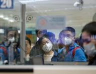 Китай докладва за нови 105 смъртни случая и 2048 нови заболели от коронавируса