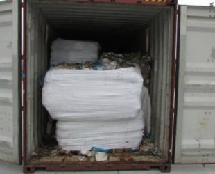 Откриха съмнителни отпадъци от Италия на пристанища Варна Запад