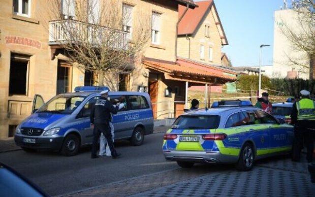 Шестима бяха убити при стрелба в Германия