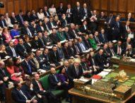 Британският парламент одобри законопроекта за вътрешния пазар