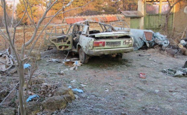 Продължава проверката за незаконно съхраняване на взривни вещества в град Ветово