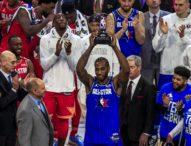 """В памет на Коби, тимът на Леброн Джеймс победи този на Адетокумбо в """"Мача на звездите"""" в НБА"""