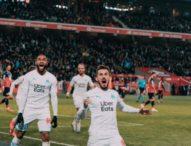 Марсилия спечели дербито на кръга във Франция срещу Лил с 2:1