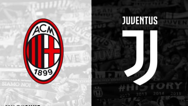 Милан и Ювентус направиха 1:1 в първия полуфинал между двата тима за Купата
