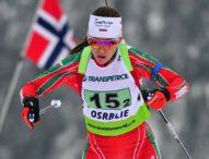 Тодорова остана 17-а на 15-те км на световното по биатлон, титлата е за Вирер