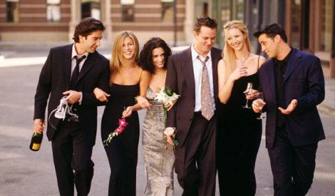 """Шестимата актьори от """"Приятели"""" се събират за още един извънреден епизод на сериала"""