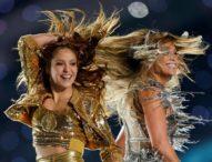 Шакира и Джей Ло взривиха с уникално шоу публиката в полувремето на финала на Супербоул
