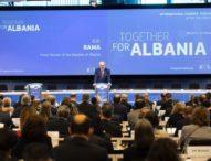 Международната донорска конференция за Албания събра 1.15 млрд. евро