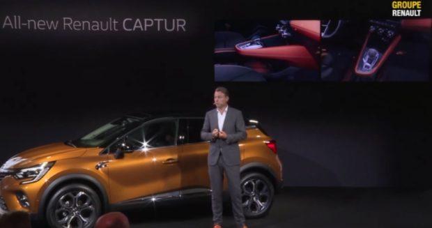 Авто Фест: Новото Renault Captur, обновената линия на Jaguar Land Rover и един български VR симулатор на световно ниво