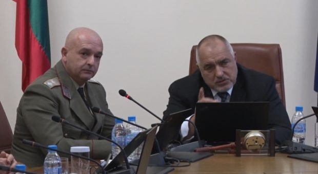 Мерки за коронавируса: Премиерът Борисов сформира кризисен щаб