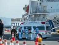 """Коронавирусът взе две жертви на блокирания в Йокохама круизен кораб """"Дайъмънд принсес"""""""