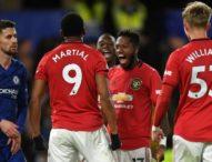 Юнайтед спечели гостуването на Челси с 2:0