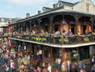Карнавалът Марди Гра в Ню Орлиънс приключи