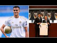 Реал М. представиха най – новото си попълнение Рейниер Жезус
