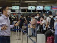 Близо 40% спад на пътуванията в чужбина през август отчете НСИ
