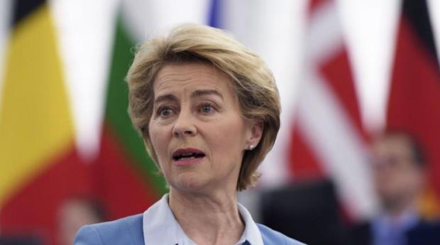 """Урсула фон дер Лайен: Европа се нуждае от нов план """"Маршал"""" за възстановяване"""