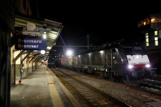 Спряха влаковете през прохода Бренер заради съмнения за коронавирус при двама пътници